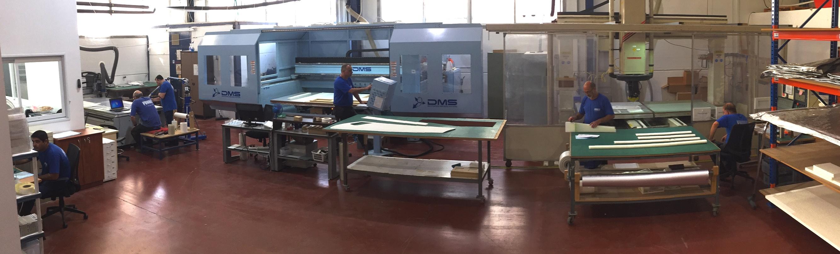 new CNC Machine shop -24.7.17